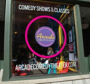 Arcade Comedy Theater 1 RAW